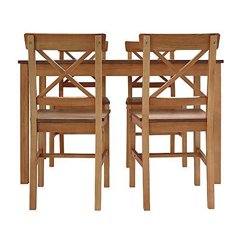 Furniture 247 - Roble Essgruppe - Natürlich -