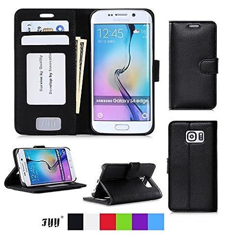 Coque Samsung Galaxy S6 Edge Noir - Coque Samsung Galaxy S6 Edge, Fyy® Coque