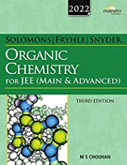 Wiley's Solomons, Fryhle & Snyder Organic Chemistry for JEE (Main & Advanced