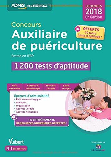 Concours Auxiliaire de puériculture Ent...