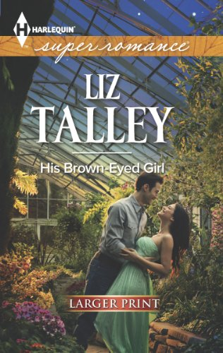 His Brown-Eyed Girl (Harlequin Super Romance)