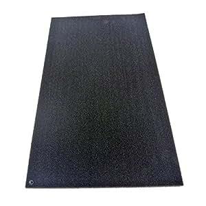 Filtre charbon lavable a decouper type 685 chf685 hotte brandt ac400wf1