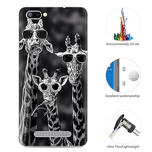 95Street Silikon Hülle für Doogee X20, Ultra-Clear Handyhülle für Doogee X20 Soft TPU Crystal Clear Premium Schutzhülle Case Backcover Bumper Slim Case für Doogee X20