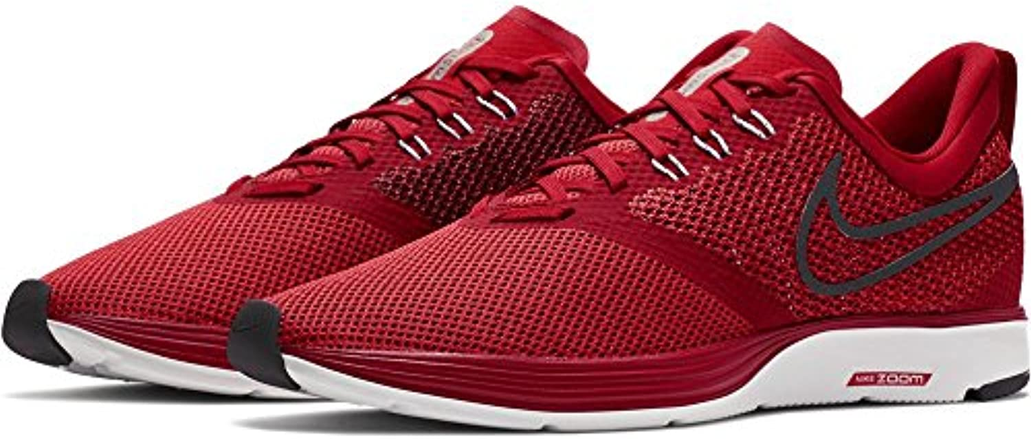 Gentleman/Lady NIKE Men''s Zoom Strike Competition Running Shoes Wear Wear Wear resistant Make full use of materials Excellent function RV30442 228425