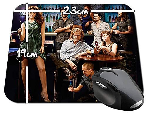 Shameless Emmy Rossum William H Macy Mauspad Mousepad PC