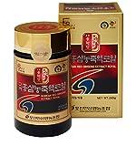 Pocheon 240g Koreanischer Panax Roter Ginseng 100% Extrakt Royal, 6Jahre Festkörper 70%