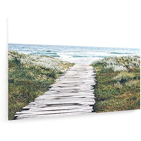 La libertà - 30x20 cm - weewado - Belle stampe d'arte tela - arte della parete