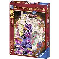 Ravensburger 15587 Puzzle Arte Klimt: La Vergine, 1000 Pezzi