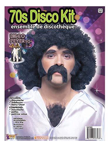 Forum Neuheiten Inc 33807 Disco 70 s Hair Kit