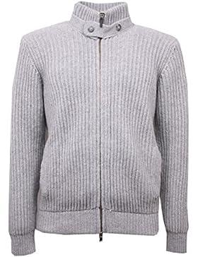C2978 maglione cardigan lana uomo DI ADAMO sweater men