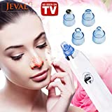 Jeval Blackhead Remover With Microcrystalline Head Electric Skin Cleaner Blackhead Extraction Tool