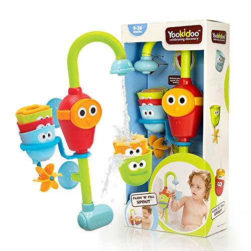 Effizient Wasserspiel Spielzeug Für Kinder Wie Yookidoo 40116 Dusche Für Badewanne