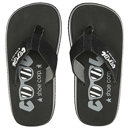 Cool shoe Original, Tongs Homme Noir (Black)