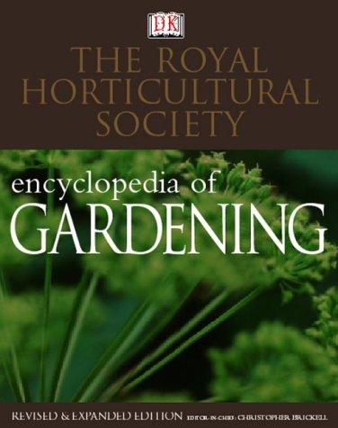 RHS Encyclopedia Of Gardening por Christopher Brickell