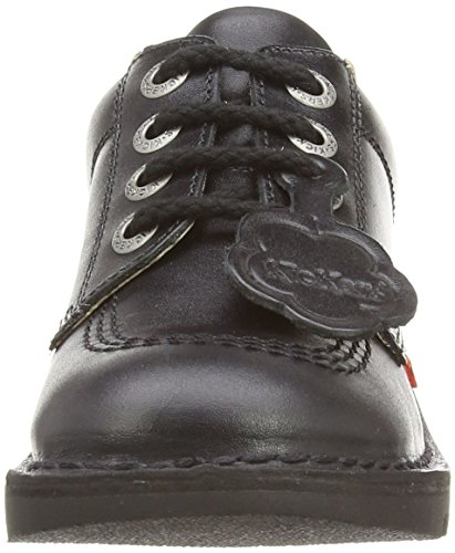 Kickers - Kick Lo J Core, Sneakers  da unisex adulto Nero(Black (Black))