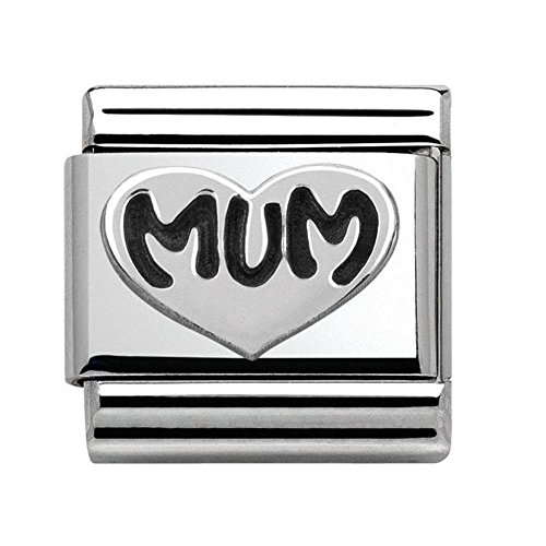 Nomination 330101/12Unisex Charm 925Sterling Silver