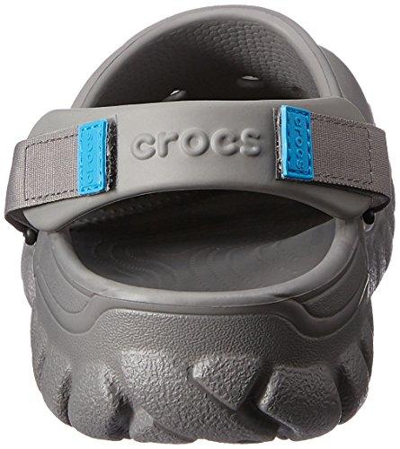 Crocs Offroad Sport, Sabots - Mixte adulte Gris (Smoke/Charcoal)