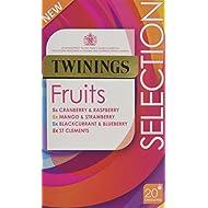 Twinings   Fruit Selection   4 x 20 Bags