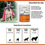 Gelenk Ergänzungsfutter für Hunde | Gegen Arthritisschmerzen, Hüftprobleme, Rheuma, Arthrose & Bewegungsprobleme | Gelenkschutz für Ihren Hund |120 Extra Starke & Kaubare Gelenketabletten - 3