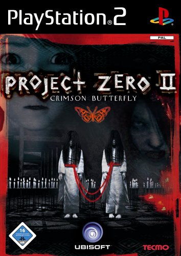 Project Zero 2 - Crimson Butterfly (Ps2 Spiele Horror)