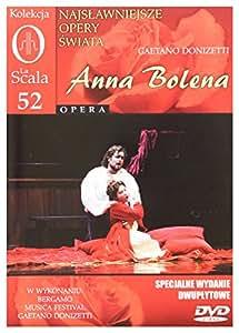 Kolekcja La Scala: Opera 52 - Anna Bolena [2DVD] (No English version)