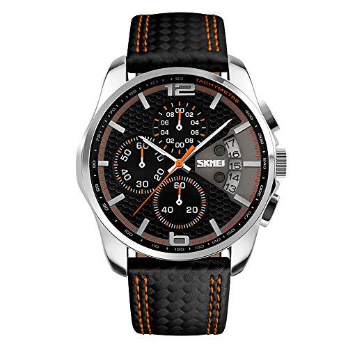 XAYGB Relojes Hombre Moda Impermeable Deportes Reloj