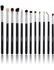 Komplettes Augen Pinsel Set von Studio 5 Cosmetics