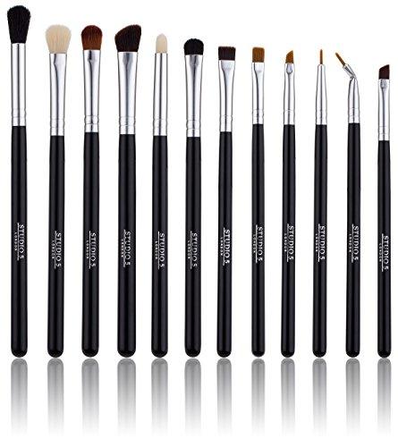 Set Completo di pennelli per occhi dello Studio 5 Cosmetics / Complete Eye Brush Set
