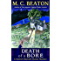 Death of a Bore (Hamish Macbeth Book 20)