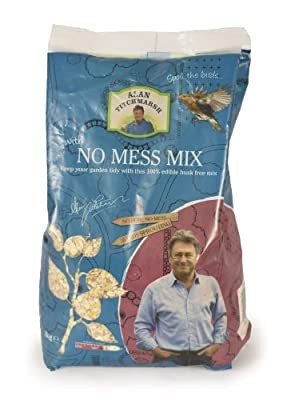 Alan Titchmarsh 1Kg No Mess Seed from Pet Brands Ltd
