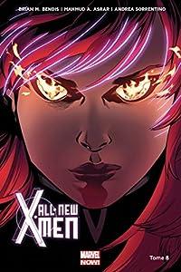 """Afficher """"All-new X-Men n° 8<br /> Utopistes"""""""