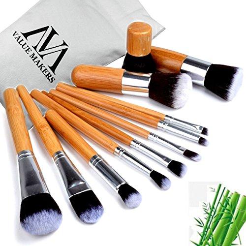 value-makers-11-piezas-pincel-de-maquillaje-set-pinceles-de-maquillaje-cosmeticos-naturales-herramie