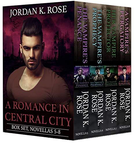 City, Box Set 2, Novellas 5 - 8 (English Edition) ()
