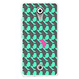 1001Coques–Cover in Silicone Wiko Tommy–Elephant