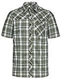 Vaude Herren Bessat Shirt II Hemd, Cedar Wood, L