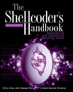 The Shellcoder's Handbook: Discovering and Exploiting Security Holes (047008023X) | Amazon price tracker / tracking, Amazon price history charts, Amazon price watches, Amazon price drop alerts