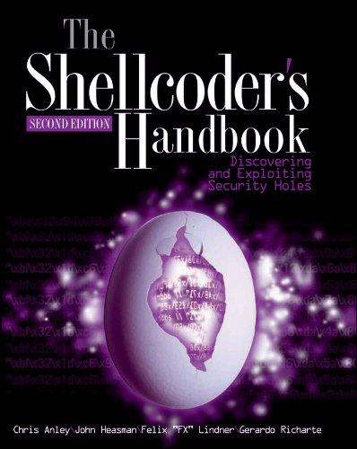 Preisvergleich Produktbild The Shellcoder's Handbook: Discovering and Exploiting Security Holes