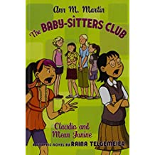 The Baby-sitters Club, Claudia and Mean Janine (Baby-Sitter's Club Graphix)