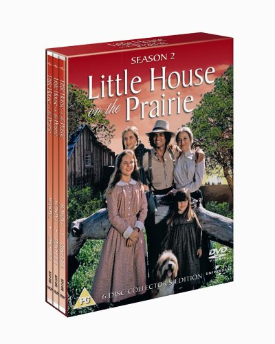 Little House on the Prairie Series 2 [Reino Unido] [DVD]