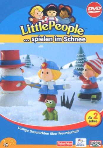 3 - spielen im Schnee