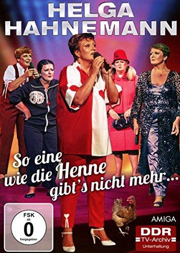Helga Hahnemann - So eine wie die Henne gibt's nicht mehr