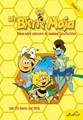 Die Biene Maja 01: Maja wird geboren & andere Geschichten