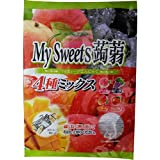 Shimonita Bussan Mai Tulsa konjac cuatro mezcla de manzana 64 piezas de mango melocot?n uvas