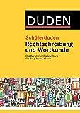 Produkt-Bild: Schülerduden Rechtschreibung und Wortkunde (gebunden): Das Rechtschreibwörterbuch für die Sekundarstufe I