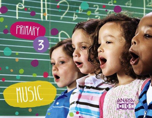 Music 3. (Anaya English) - 9788467848335 por Alfonso Cifuentes Padrino