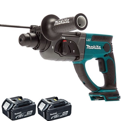 Makita DHR202ZDHR202 18 V LXT SDS+ martillo giratorio