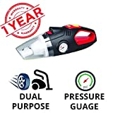 Blackcat 2-in-1 Vacuum Cleaner with Tyre inflator   Heavy Duty   Dry
