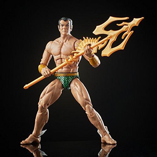 Serie Legends de 15,24 cm. Marvel E1574 Figura de acci/ón Nakia