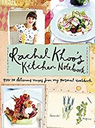 Rachel Khoo's Kitchen Notebook by Rachel Khoo (2015-08-01)