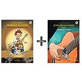 m?thodes et p?dagogie lemoine tisserand thierry je deviens guitariste vol 1 vol 2 guitare acoustique